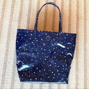Kate spade stars bin shopper tote bag